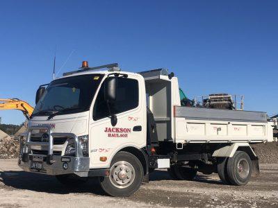 Jackson Haulage Concrete Delivery Newcastle